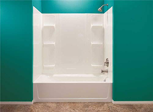 Durawall Thermoplastic Bathtub Wall Set.