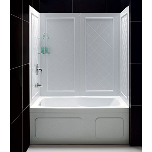 DreamLine QWALL-Tub Backwall Kit.