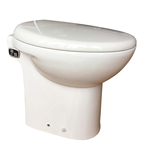 IntelFlo Upflush Commode.